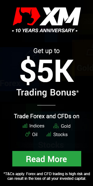 xm online trading Bonus